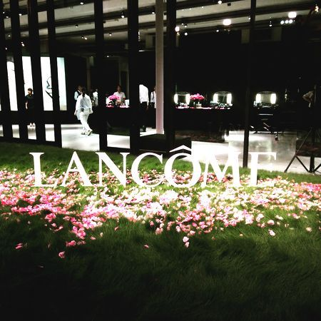 LANCOME Teint Miracle Compact Launch Eventへ♡
