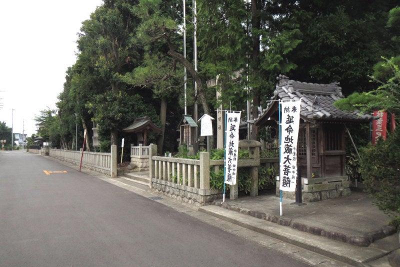 祖父江城/①神明社