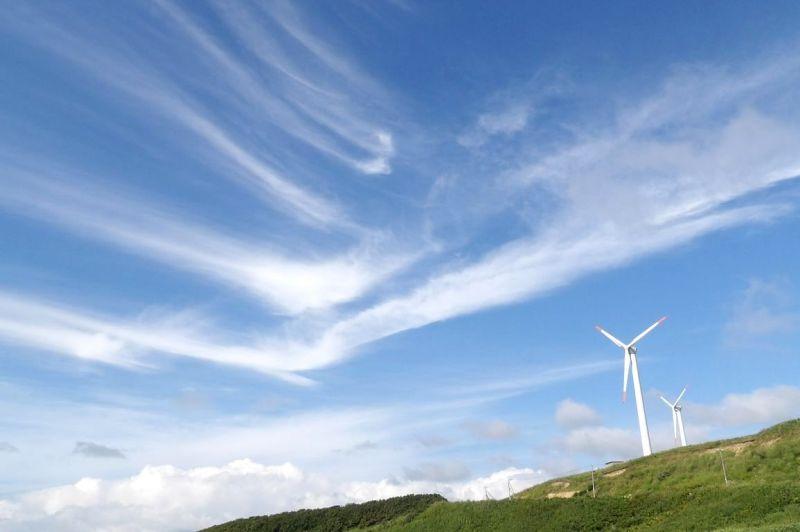 望来の風車