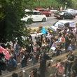 安保反対デモ