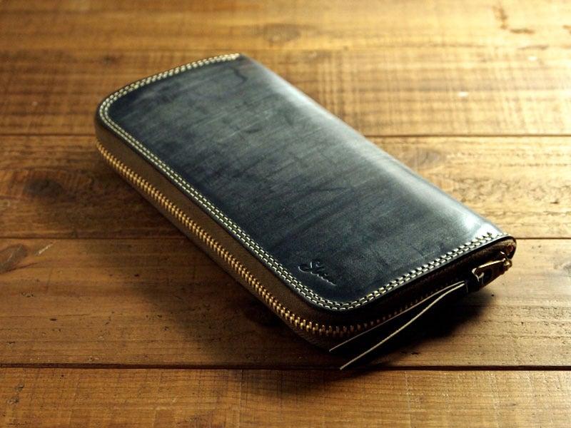 ブライドルレザー 財布 ウォレット