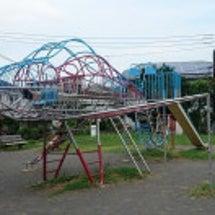 「飛行機公園」に遊び…