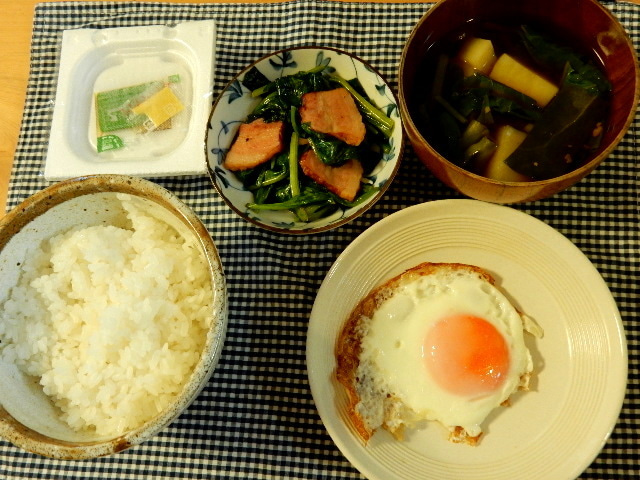 150820朝食