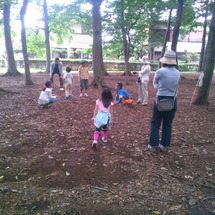 8月の森の探偵団