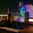 横浜でお酒を楽しむ。