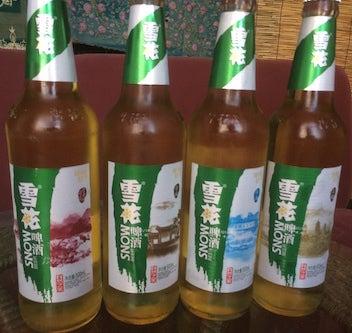 雪花ビール2