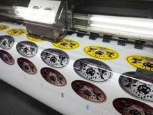 バリタイステッカー印刷