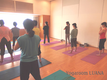 YogaroomLUANA,不妊,妊活,体幹トレーニング,ヨガ,大阪,奈良,生駒