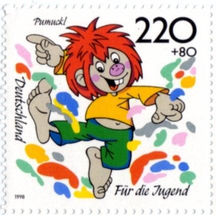 Pumuckl Briefmarke