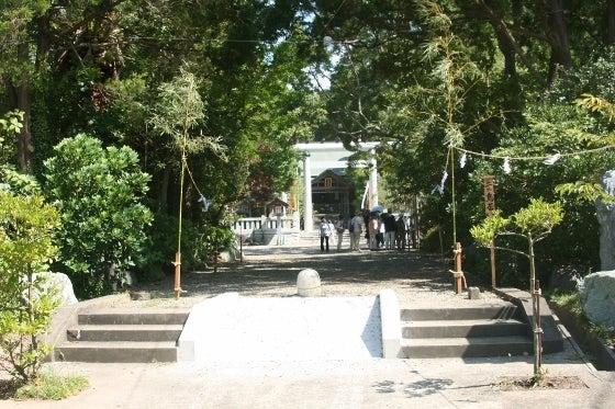 天津神明宮 二の鳥居
