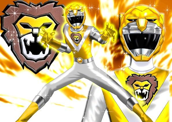 ルナ・ルーンのイラスト集熱い星をつかむのさ命のヒーロー!!イエローライオン!!超獣戦隊ライブマンコメント