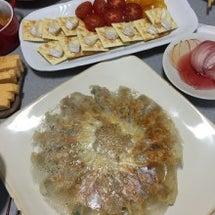 餃子ホームパーティ