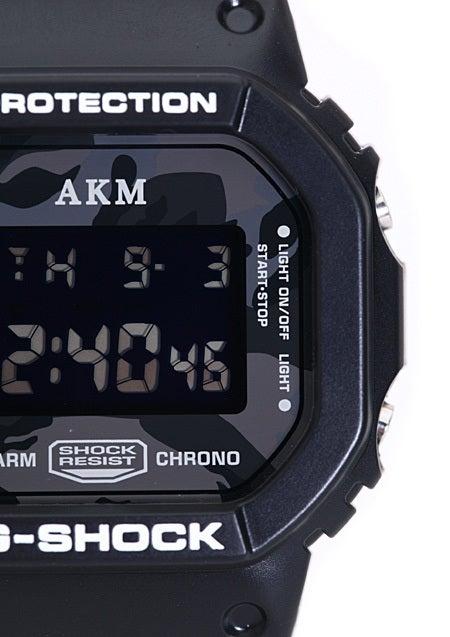 akm g shock エイケイエム gショック DW-5600 G122 AGS001 通販 高崎 群馬