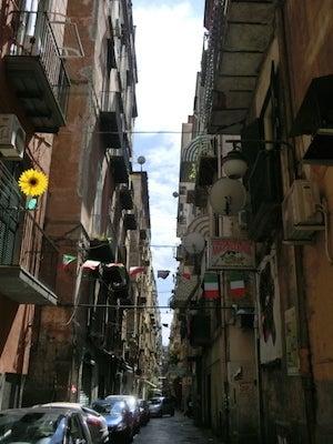 スペイン街