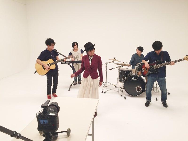 氏家麻衣PV「WORDS x MUSIC」撮影