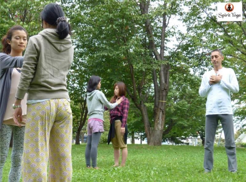 ヨガニドラ 瞑想法