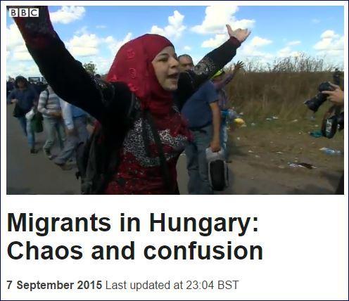 BBCシリア女性