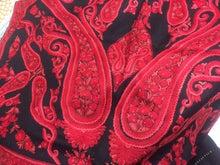 インドリーム 刺繍ショール