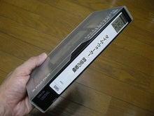 タイム・ウォーカーTV録画テープ