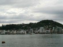 向島からの眺め