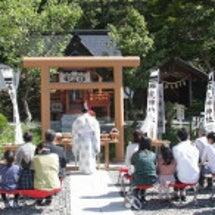 秋季乳神神社祭のご案…