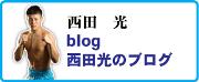 西田光ブログバナー