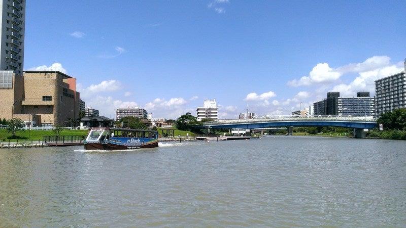 9.12スキル 水陸両用バス