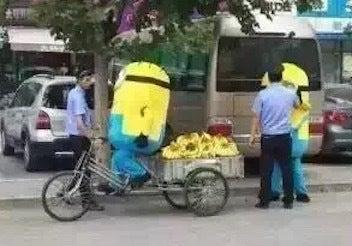 中国ミニオンズ2