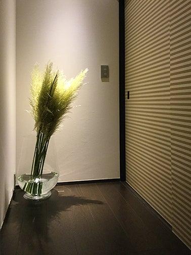 寝室前廊下