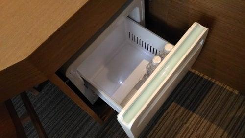 変なホテル 冷蔵庫