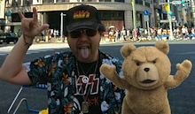 with TED