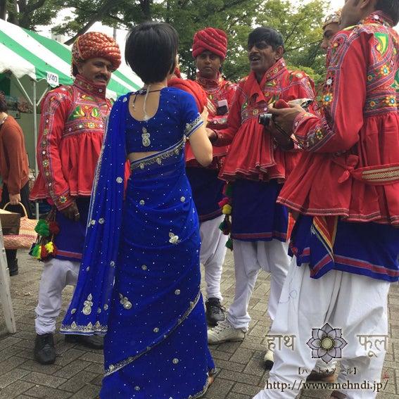 グジャラート州民族舞踊団
