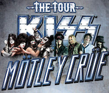 KISS Mötley Crüe
