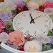 開店祝いの花時計