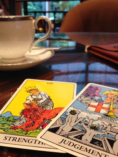 カードセラピーのイメージ