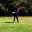 某日ゴルフ