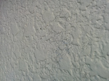 宿泊館塗装前(劣化)