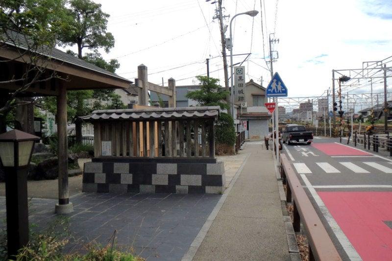黒田城/①道端