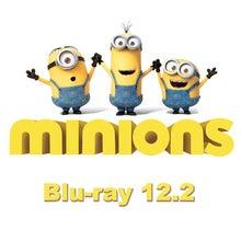 ミニオンズ Blu-ray