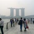 シンガポールへ行って…