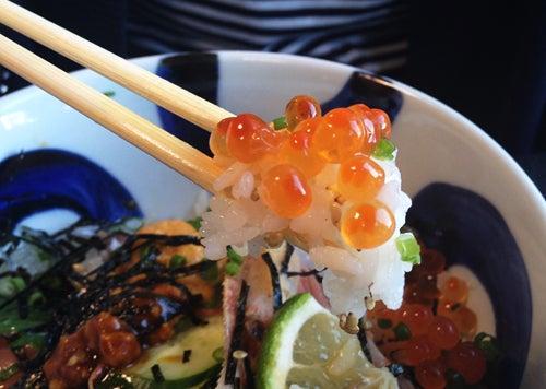 海鮮丼 末広寿司 和食処