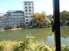 飯坂温泉駅付近