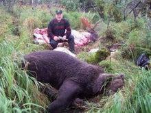 熊殺しのリボルバー②『ルガースーパーレッドホークアラスカン』|らんらん嵐 らん