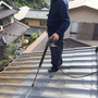 ★福山市 屋根の洗浄…