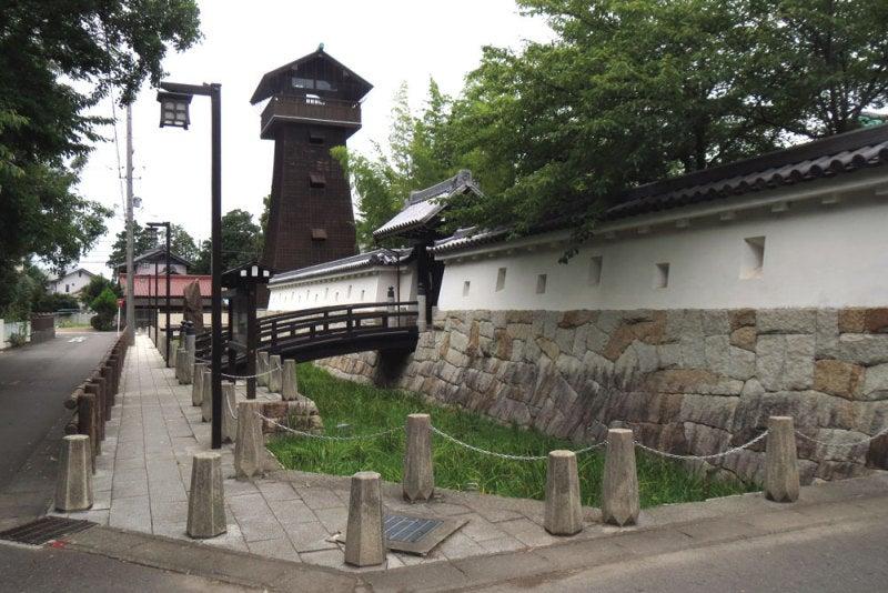 小口城/①櫓