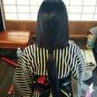 舞台の髪型