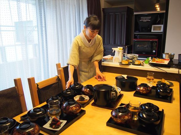 あそれい-あそれい精進料理教室-茶懐石-麻生怜菜