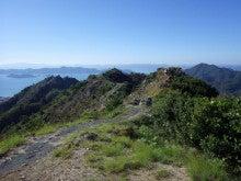 安神山までの尾根2
