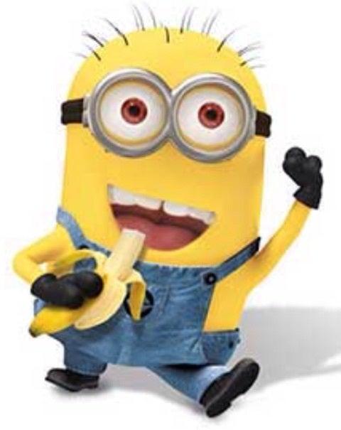 ミニオンの名前⑤〜フィル〜|ミニオンファンのブログ~Yellow minions of happiness~