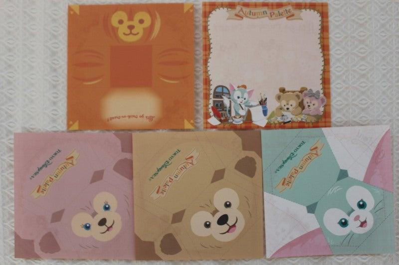 ハート 折り紙 ダッフィー 折り紙 : ameblo.jp